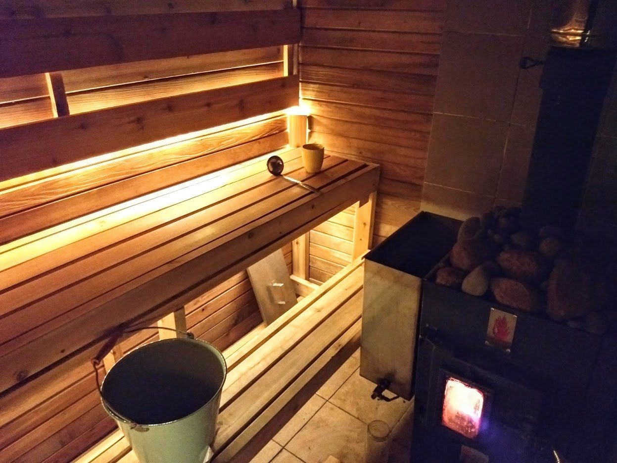 Sauna Bound